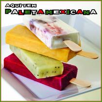 Poster Grande Paleta Mexicana Decorar Bar Sorveteria Picolé