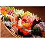 Painel Grande Hd Decorar Restaurante Japones Oriental Sushi