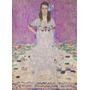 Poster P Quadro Gust Klimt 90x125cm Obra Arte Mada Primavesi