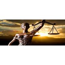 Quadro Decorativo Deusa Da Justiça, Direito,advocacia 100x40