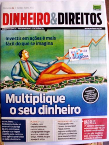 Revista Dinheiro E Direitos - 32.multiplique O .... Cdlandia