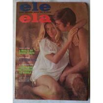 Revista Ele Ela Nº 12 Abril De 1970