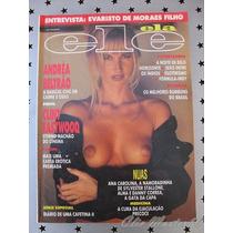 Revista Ele & Ela Nº. 285 - Abril 1993 + Suplemento Forum