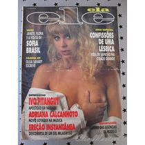 Revista Ele & Ela Nº. 288 - Julho De 1993