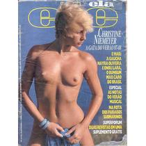 Ele Ela - 1987 - 221 - Enoli Lara / Cristine Niemeyer