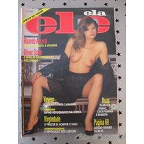 Revista Ele & Ela Nº. 273 - Abril 1992 + Suplemento Forum