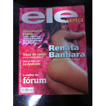 Ele Ela Renata Banhara Lu Andrade Frota Forum Erotico Cartas
