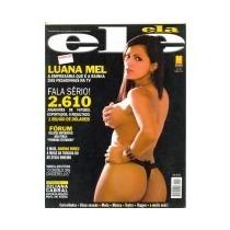 Revista Ele Ela Luana Mel 412 Ano 36 Sem Poster