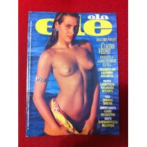 Revista Ele Ela 88 Claudia V Katia Christine Fidéle Cristina