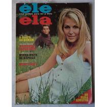 Revista Ele Ela Nº 6 Outubro De 1969