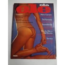 Revista Ele Ela N° 126 Outubro De 1979