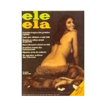 Revista Ele Ela Aliza Adar 49 Mai 1973
