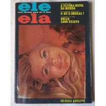 Revista Ele Ela Nº 7 Novembro De 1969