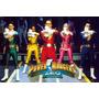 Power Rangers Alien Zeo Temporada Dvd Frete Gratis