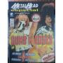Revista Música: Metal Head Nº36 Ed Colecionador - Fr. Grátis