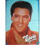 Elvis Presley Sétimo Céu 1977 Revista Grande Em Cores Pôster