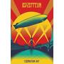 Led Zeppelin A Historia Acompanha Placa Decorativa