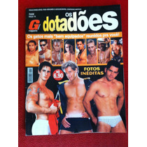 Revista G Magazine Especial Bem Dotados Iran David Alexandre