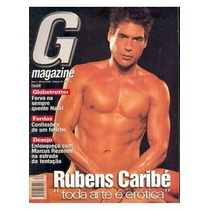 G Magazine Rubens Caribé