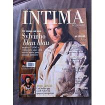 Revista Intima Silvinho Blau Blau Denise Richards Regis Moli