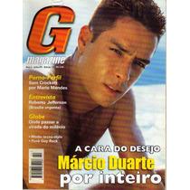 G Magazine Nº 022 - Márcio Duarte