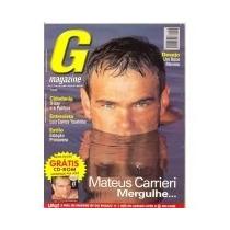 Revista G Magazine Mateus Carrieri 36 Setembro 2000