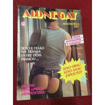 Revista G Magazine Fotonovela Gay Homens Gatos Bem Dotados