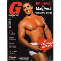 G Magazine Nº 130 - Raphael Silva