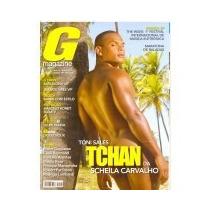 Revista G Magazine Toni Sales 140 Mai 2009