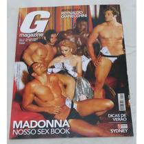 Revista G Magazine Ano 12 Ed135 Dez 2008 Madonna/gianecchini