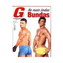 Revista G Magazine Especial As Mais Lindas Bundas 2011