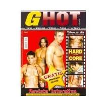 Revista G Magazine Hot Rodrigo Carvalho Bbb Ed 01