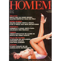 Homem 1984 - Entrevista: Helena Ramos / Serginho Chulapa
