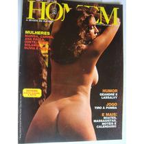 Revista Homem Nº 7 Mar 1979 Lisa Olivia Solange Odete