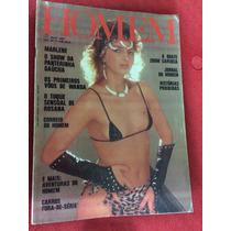 Revista Internacional Homem 87 Rosana Gata Fabio Jr Rosa Mus