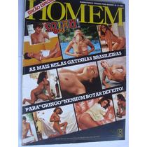 Revista Homem Especial 24b Ago 1980 As Mais Belas Gatinhas