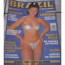 Revista Brazil Sex Magazine Nº 63
