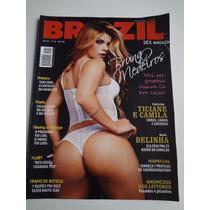 Revista Brazil Sex Magazine Ano. 17 N° 186