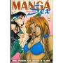 Revista Quadrinhos Eróticos Manga Sex Collection