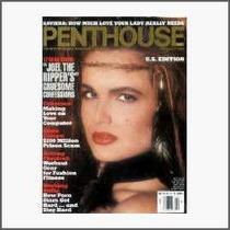 Penthouse February 1994 - Julie Strain -tiffany -joel Rifkin