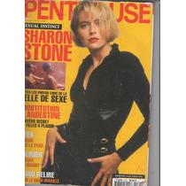 Penthouse Americana Magazine Penthouse Sheron Stone Penthous