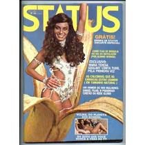*sll* Revista Status N.50 - Wilma Planeta Dos Homens-1978.