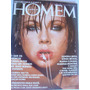 A Revista Do Homem 31 Fev 1978 Antiga Playboy Noite Mascaras