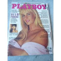Playboy Helô Pinheiro - N º 142 - 05/1987