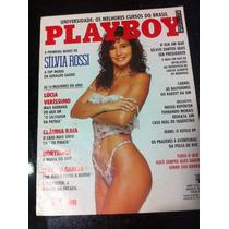 Playboy Silvia Rossi Claudia Isadora Poster Luciana Vendrami