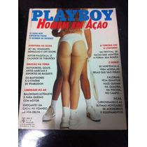 Playboy Especial Homem Em Acao Perfeito Estado.esporte Gatas