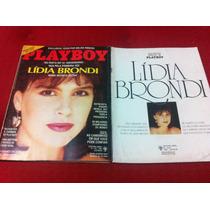 Playboy Aniversário Lidia Brondi Musa Carmem Magda Cotrofe
