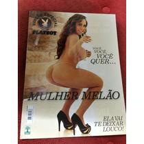 Revista Playboy Especial Mulher Melão Gata Sexy Fantástica