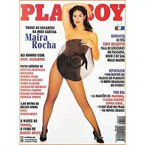 Revista Playboy - Maira Rocha - Novembro 1995