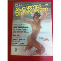 Playboy Especial Garotas D Fantastico Paula Ana Denise Gatas